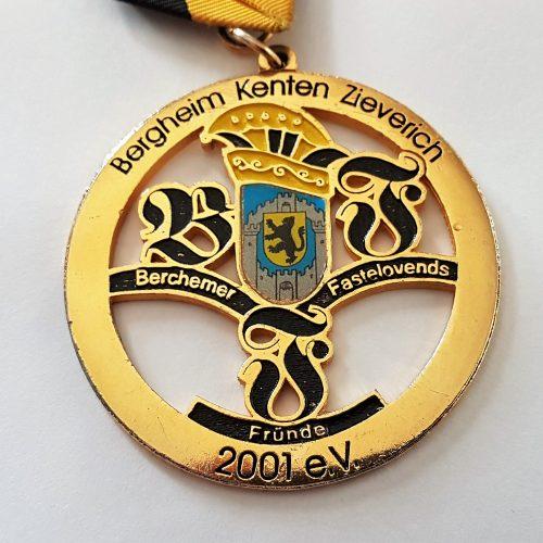 Orden des Festkomitees Bergheimer Karnelvals von 2001